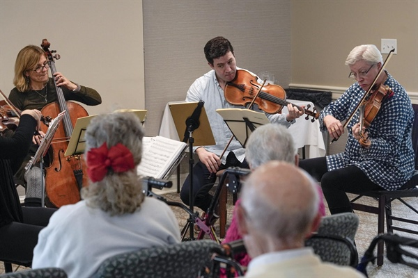 Cayuga Chamber Music String Quintet