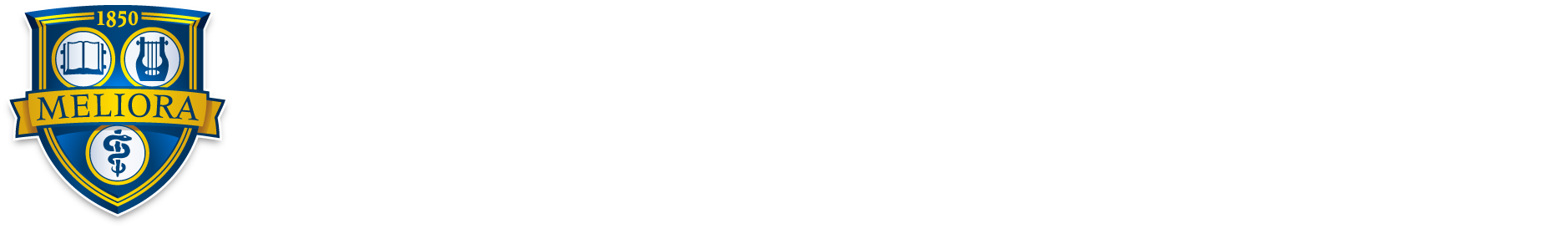UR Medicine Thompson Health Logo with Meliora shield